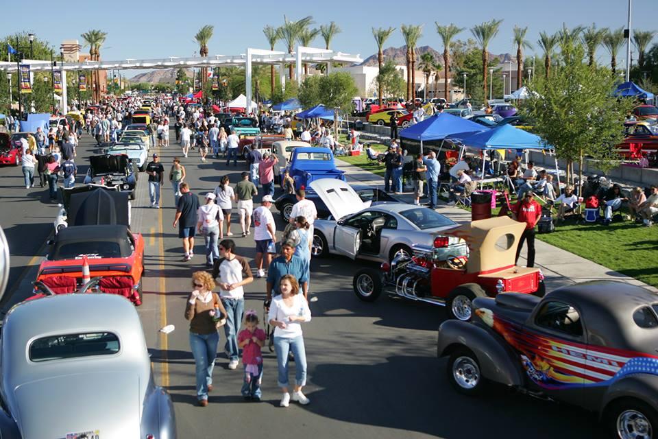 Annual Super Run Classic Car Show - Water Street District